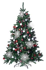 Patton Fir 6ft Decorated Artificial Christmas Tree | All Around The