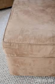 got microfiber here s how to clean a microfiber couch without fancy cleaning supplies plus