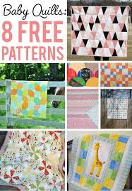 Baby Quilt Designs 8 Free Baby Quilt Patterns That Are Too Cute To Resist