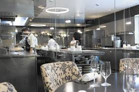 Restaurant Kitchen Tables Alinea Reopens This Week After 5 Month Remodel Chicago Tribune