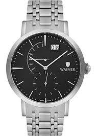 Наручные <b>часы Wainer</b> из нержавеющей стали. Оригиналы ...
