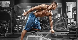9 dumbbell tricep exercises the best