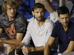 Updated 0958 gmt (1758 hkt) july 28, 2020. Grigor Dimitrov So Sorry After Testing Positive For Coronavirus Tennis The Guardian