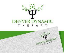 Logo Design Denver Personable Elegant Psychologist Logo Design For Denver