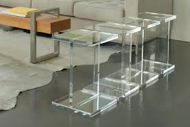 acrylic round coffee table acrylic round coffee table home design acrylic coffee table
