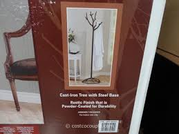 Coat Rack Costco WANTED LOOKING for this 100Cast Iron Twig Coat Rack100 sold at 9