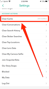 Why Won't My Snapchats Send? How to ...