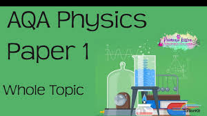 Science Physics The Whole Of Aqa Physics Paper 1 In Only 40 Minutes Gcse 9 1 Revision