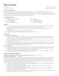 Professional Resume For Stephen Hale Page 1 My Perfect Resume