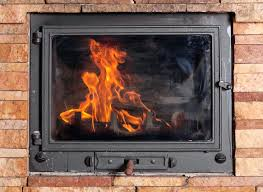 cleaning glass on gas fireplace cleaning glass gas fireplace door