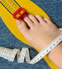 How To Measure Shoe Size A Guide With Sizing Chart