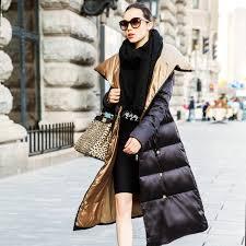 long down coat aliexpress com womens long puffer jacket 2016 winter women long