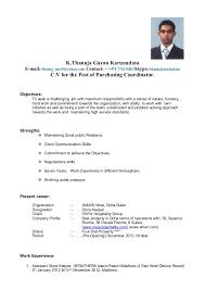 Thanuja - CV Purchasing Coordinator. K.Thanuja Gayan Karunadasa  E-mail:-thanuj_max9@yahoo.com Contact ...