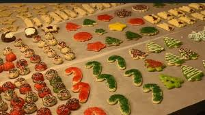 We have put together a list of over 50 amazing christmas cookies. Christmas Cookie Hack How To Make 3 Types Of Cookies With One Dough 6abc Philadelphia