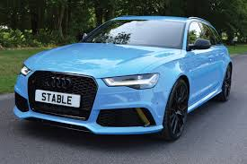 Our Favourite Audi Exclusive Paints Stable Blog