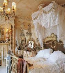 Shabby Chic Bedroom Mirror Shabby Chic Bedrooms With Chandeliers And Canopy Bed With Lace