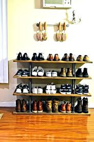 storage for shoes in closet organize shoes in closet furniture bank ideas for storing shoes in