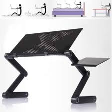 foldable office table. 360°Adjustable Laptop Notebook Desk Table Stand Bed Tray Foldable W/Mouse Board Office