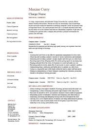 Charge Nurse Resume Best Of Rn Bsn Resumes Leoncapers - Bizmancan.com
