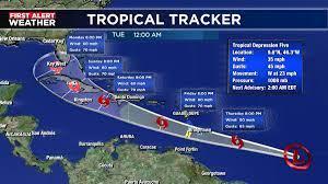 Tropical Storm Elsa to move through ...