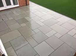 should you seal stone paving