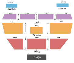 Rivers Casino Seating Chart Little River Casino Tickets In Manistee Michigan Little