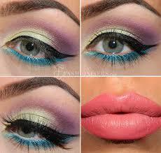pretty pastel makeup tutorial