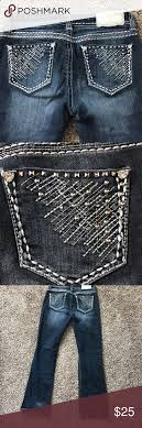 Shyanne Jeans All Diamonds And Threads Intact Minor Wear On