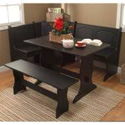 Image Leather Target Marketing Systems Piece Breakfast Nook Dining Set Walmart Breakfast Nook Furniture