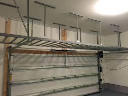 diy building an overhead garage storage shelf garage overhead storage pulley systems medium size of storage racks garage overhead storage ideas hanging