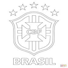 Beste Kleurplaten Voetbal Logo Kleurplaat 2019