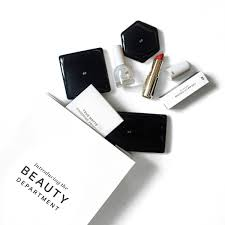 all my new h m beauty goos so chic