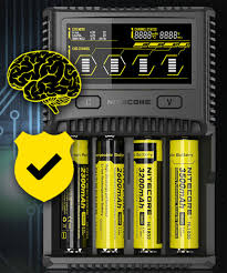 Nitecore Comparison Chart Nitecore Battery Chargers Which Charger Is Right For You