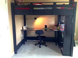 diy wall bed with desk. Desk Bed Combo And Queen Bunk With Diy . Wall