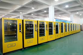 Industrial Vending Machine Manufacturers Inspiration Cold Drink Vending Machine KVMG48 China Manufacturer Product