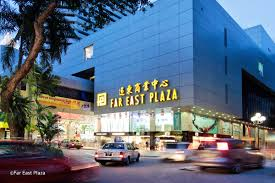Hotel Eastern Plaza Far East Plaza Singapore Shopping Complex