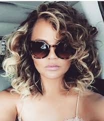 Hairstyle For Curly you need to see chrissy teigen with ubercurly hair hair style 6795 by stevesalt.us