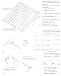 instructions for installing metal roofing ribbed metal roofing installation how to install corrugated metal roofing pro