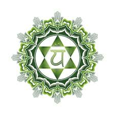 Image result for heart chakra symbol