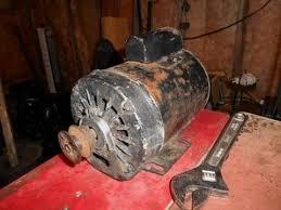 canadian general electric 1 3 hp motor