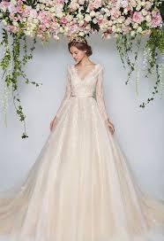 Dresses Wedding Dresses Pink Wedding Dress Trends