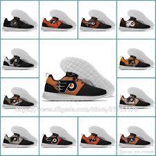 Designer Shoes Philadelphia Philadelphia Flyers Mens Womens Designer Lundon Olympic Mesh Lightweight Trainer Nationals Sports Running Shoes Outdoor Sneakers Size 36 45
