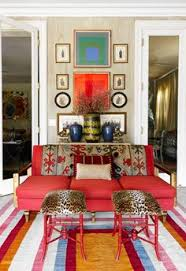 3 ways to decorate with red bohemian houseinterior design inspirationliving esliving room
