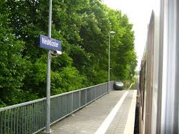 Neukloster station