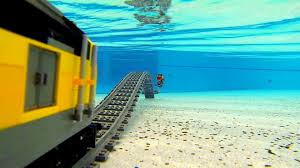 real underwater train. Real Underwater Train A