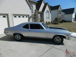 1972 Chevrolet Nova 350 Automatic Factory A/C Must See SS