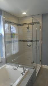 complex shower door configurations