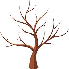 bare apple tree clipart. bare tree trunk clipart 2 apple