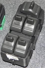 04-08 Pontiac Grand Prix - Replace Master Window Switch bulbs with ...