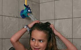 Kids Shower | My Own Shower | Showerhead for Kids | Child Shower Head |  Rinse Ace